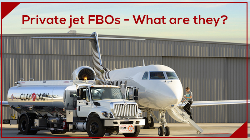 Private jet FBOs – what are they?