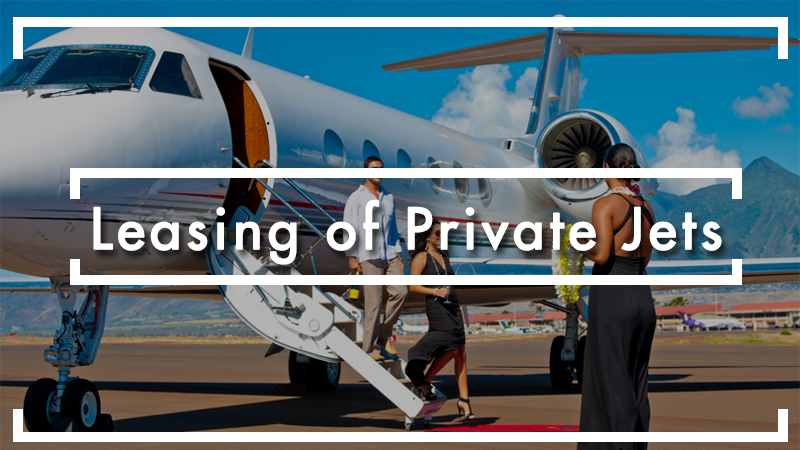 Leasing of private jets – advantages and disadvantages