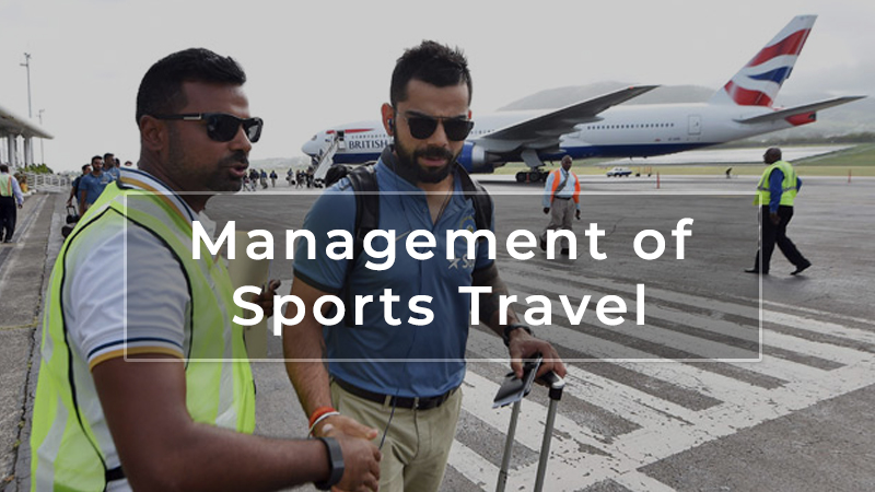 Management of Sports Travel