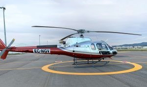 Arrow Aircraft Receives Its First Airbus H125 Helicopter